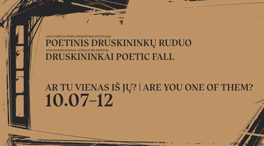 Yotvingian Laureates and Belarusian Symbols in This Year's Druskininkai Poetic Fall Festival